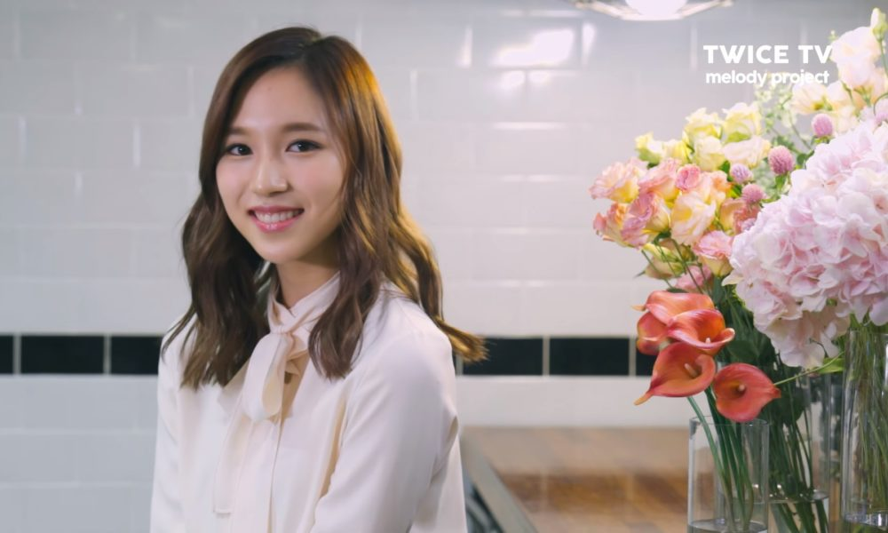 Mina TWICE Luluhkan Hati Penggemar di Video 'Melody Project'
