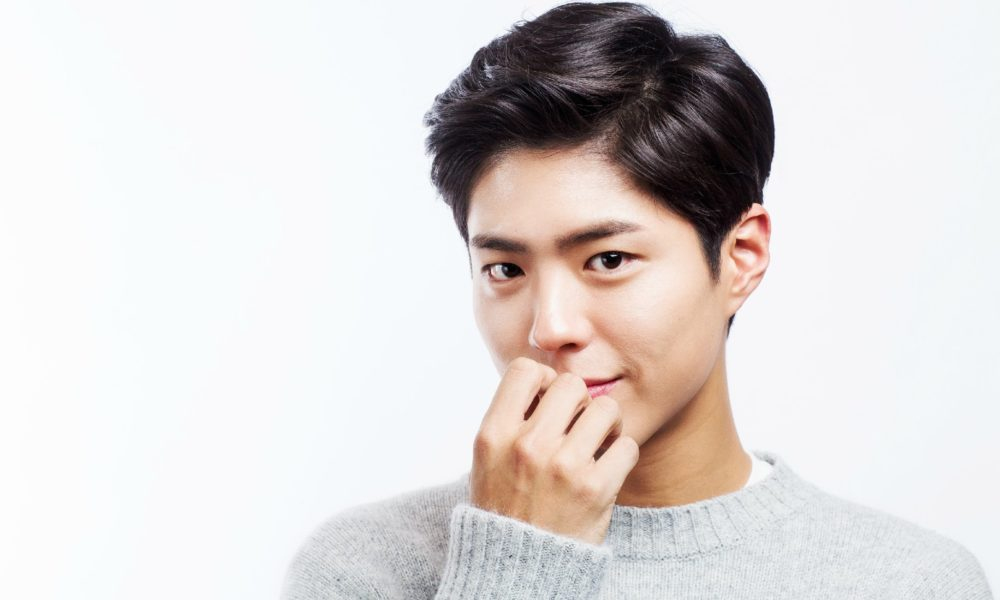 Park Bo Gum Rampungkan Rekaman OST 'Moonlight Drawn by Clouds'