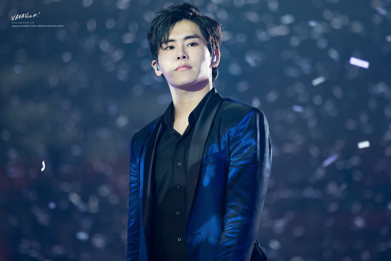 Hoya Hengkang Dari INFINITE dan Woolim Entertainment!