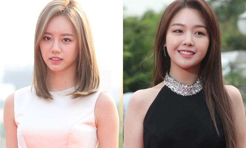 Hyeri dan Minah Pamer Punggung Indah di 'Seoul International Drama Awards '