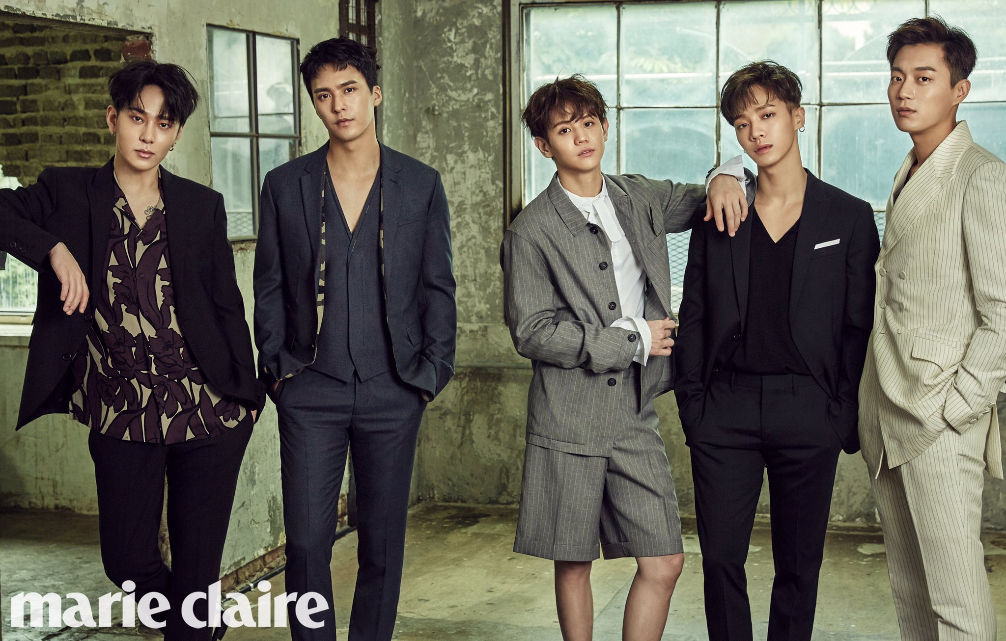 BEAST Marie Claire