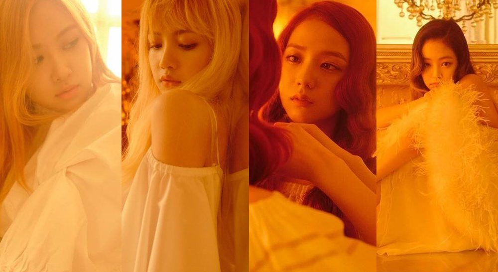 Black Pink Tampil Misterius di Teaser Film 'Square Two'