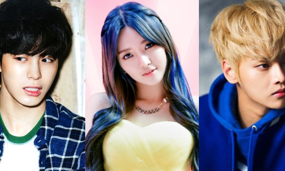 N, Hongbin VIXX dan Chanmi AOA Dramatis di Potongan Gambar 'What's With Money?'
