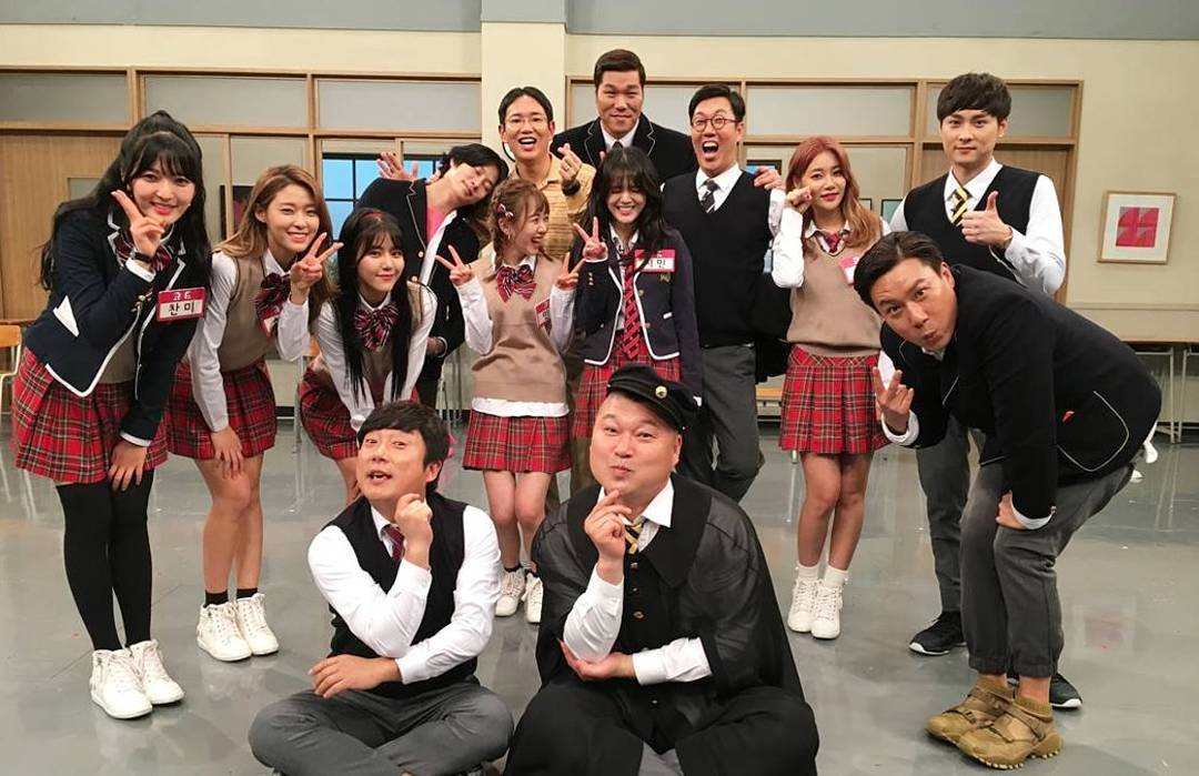 AOA Knowing Brother