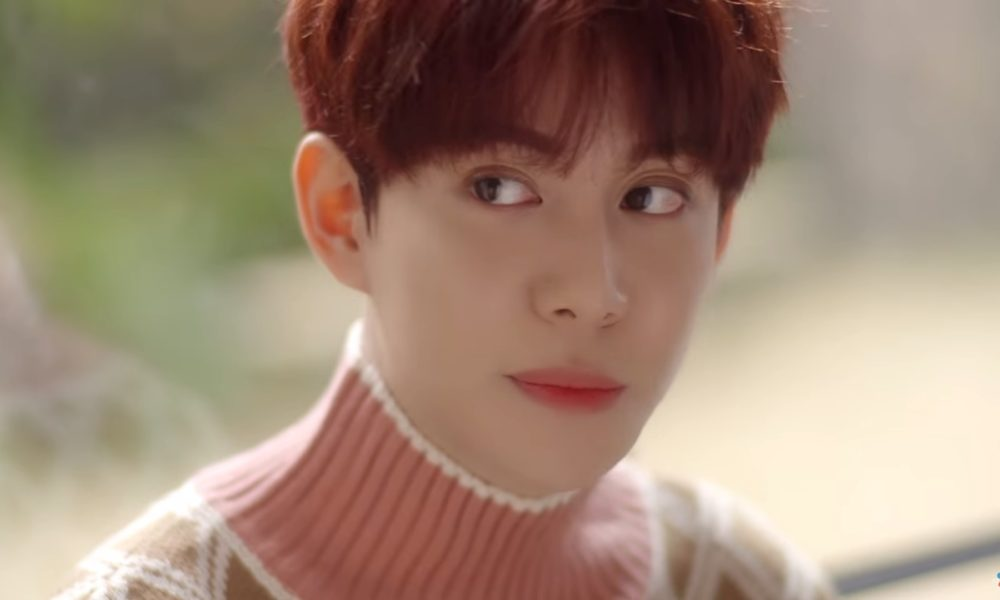 Park Kyung Block B Comeback Solo Dengan MV 'When I'm With You'