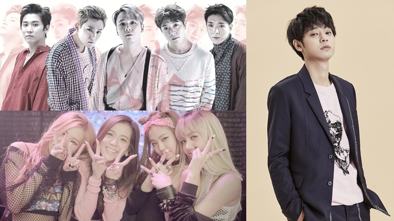 FT Island, Black Pink dan Jung Joon Young Bakal Siaran di 'My Little Television'