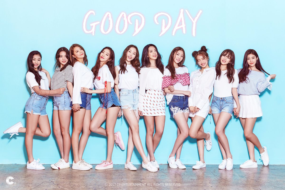 C9 Entertainment Umumkan Jadwal Debut Girl Grup Rookie Good Day