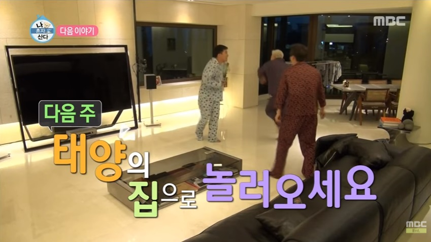 Big Bang I Live Alone