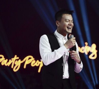 Park Jin Young Party People