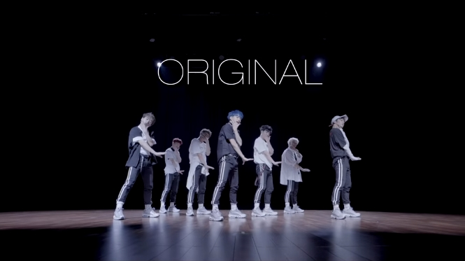 ONF Pamer Koreografi Keren di Video Performance 'Original'