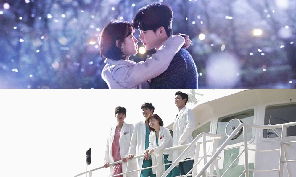 Tayang Perdana, 'While You Were Sleeping' Saingan Rating Dengan 'Hospital Ship'