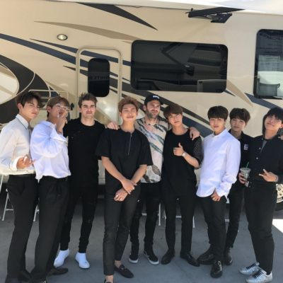 BTS dan The Chainsmokers