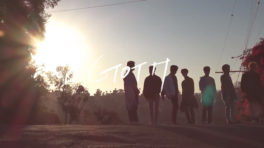 GOT7 Rilis Video Lirik 'You Are' Buatan BamBam