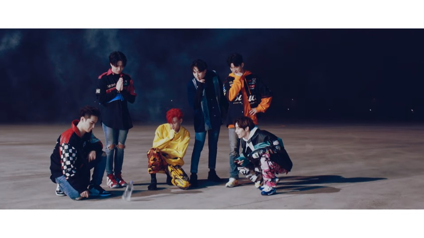 GOT7 Tampil Swag di MV Jepang 'Turn Up'