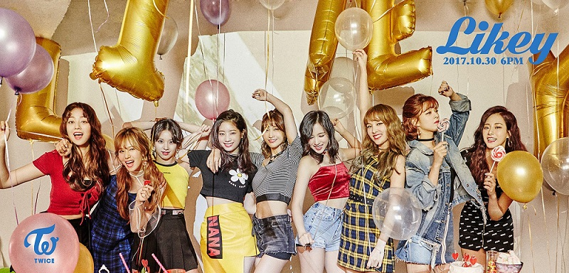 TWICE Ungkap 13 Judul Lagu di Album 'Twicetagram'