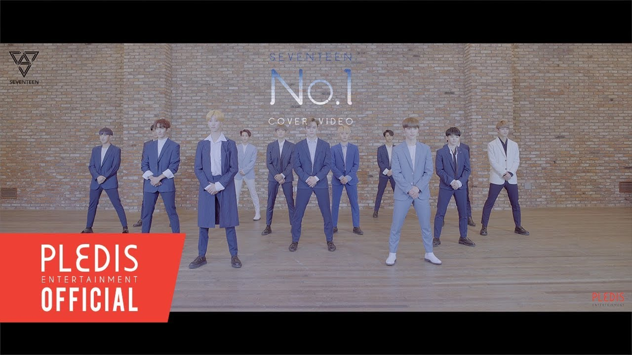 SEVENTEEN Rilis Video Cover 'NO.1' BoA