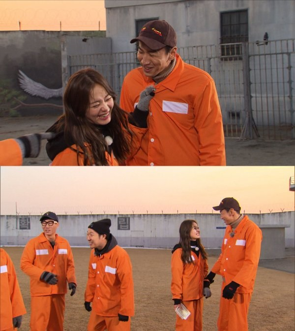 Jun So Min dan Lee Kwang Soo