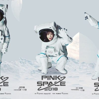 APINK PINK SPACE 2018