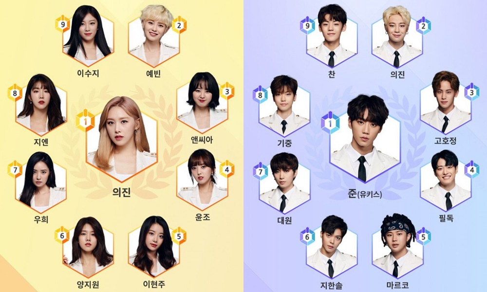 18 Pemenang 'The Unit' Akan Menggelar Acara Fan Meeting