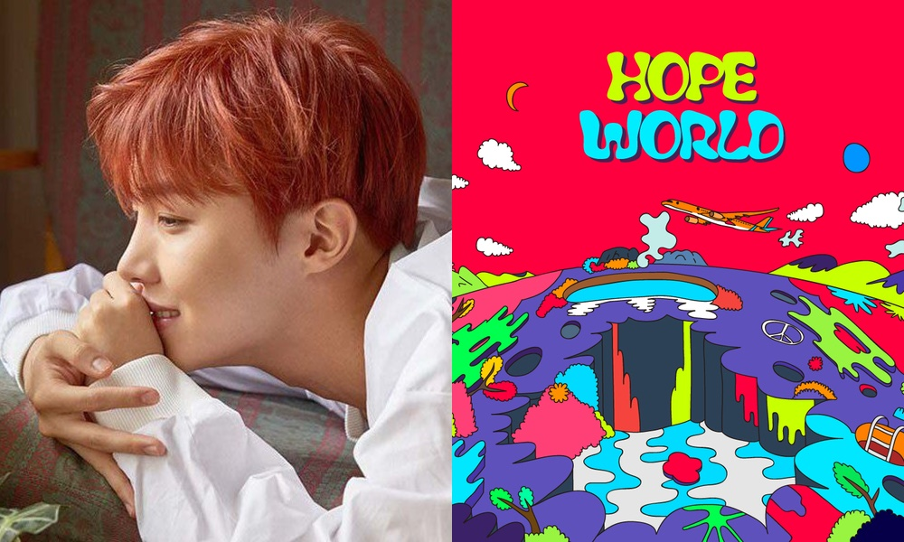 J-HOPE TIME Magazine