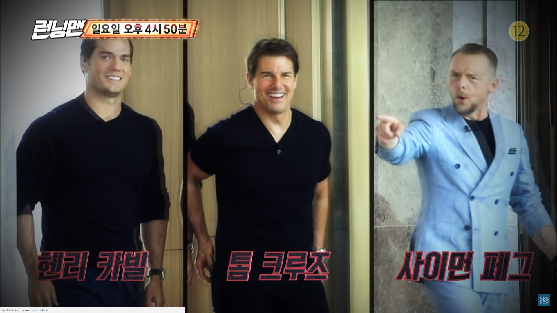 Begini Aksi Bintang Film 'Mission: Impossible' di Episode 'Running Man' Mendatang