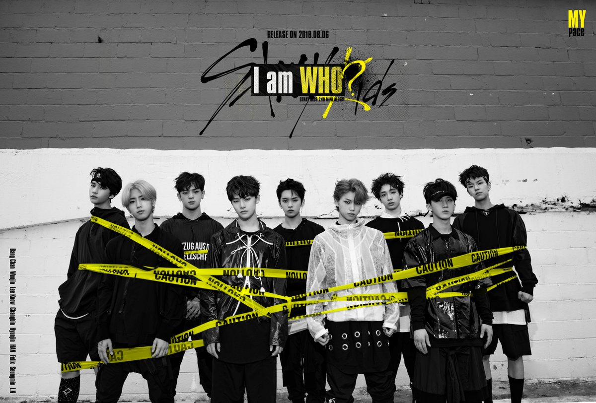 Stray Kids Perdengarkan Cuplikan Lagu-Lagu di Mini Album 'I am WHO'
