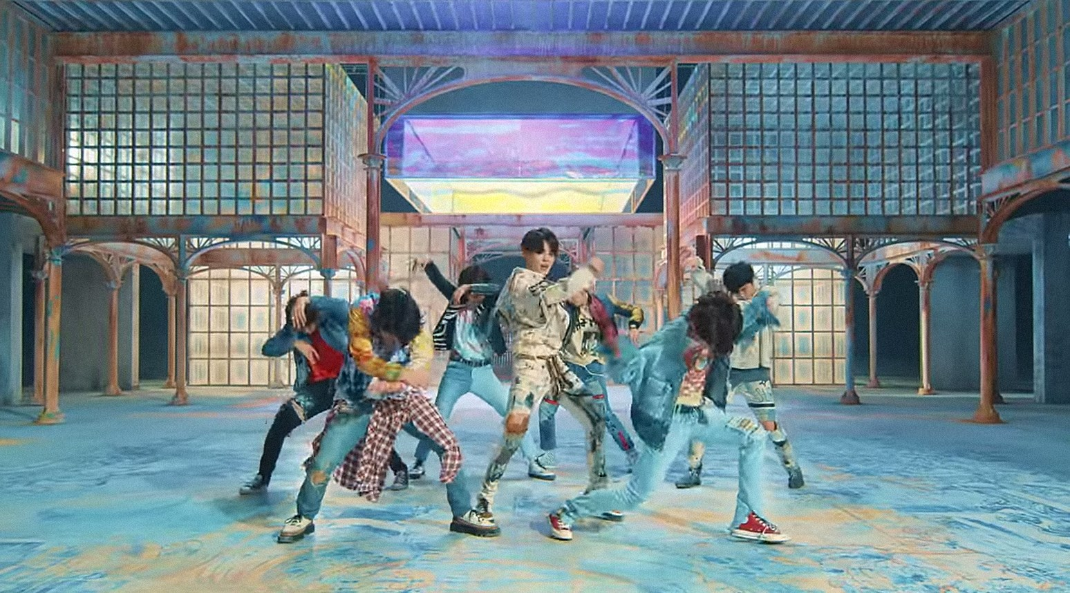 Situs Belanja Online, Amazon Rilis Penampakan Album Comeback BTS 'Love Yourself: Answer'