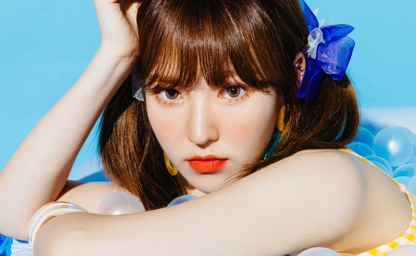 Giliran Wendy Red Velvet Tampil Menggoda di Teaser Comeback 'Summer Magic'