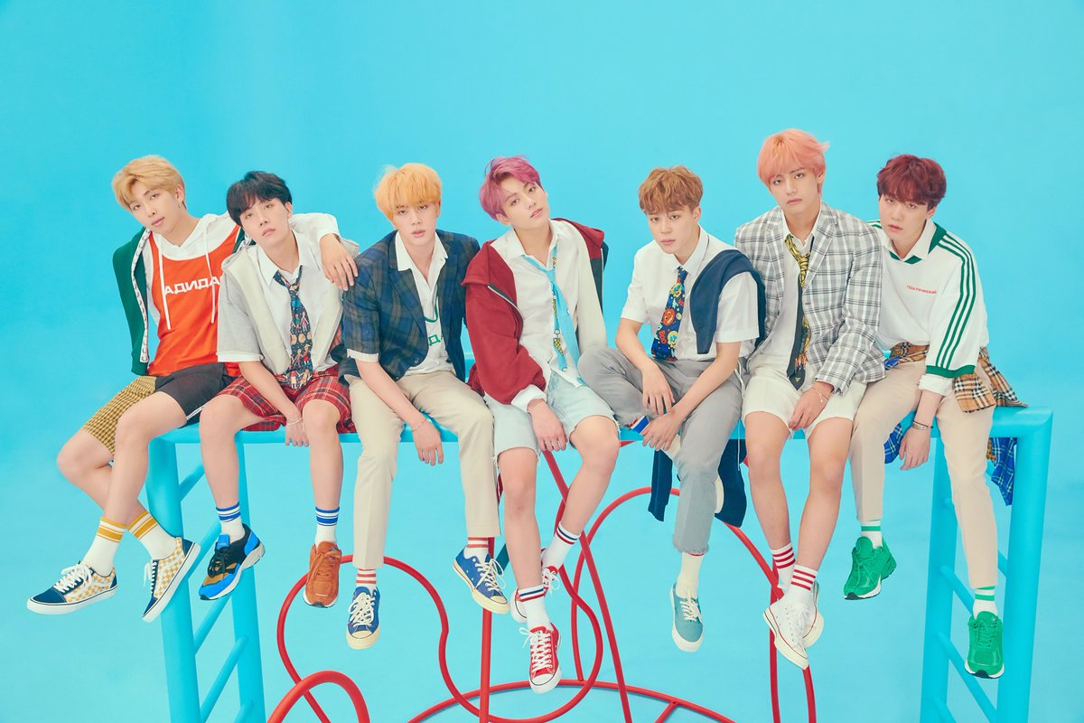 Album Baru BTS 'Love Yourself: Answer' Cetak Angka Penjualan Fantastis!