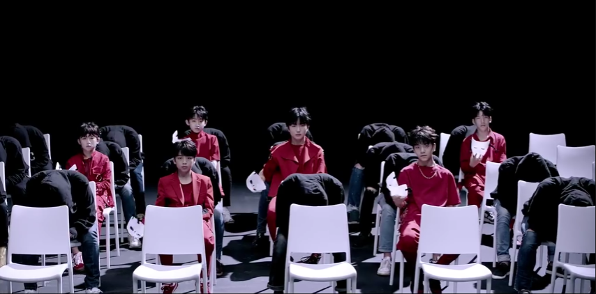 Boy Grup Tiongkok JYP, Boy Story Perlihatkan Rap Sangar di MV Debut 'Enough'