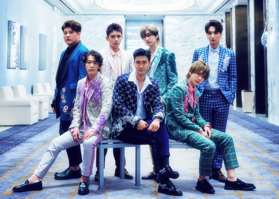 Super Junior Puncaki Chart iTunes Dunia Dengan 'Animals'