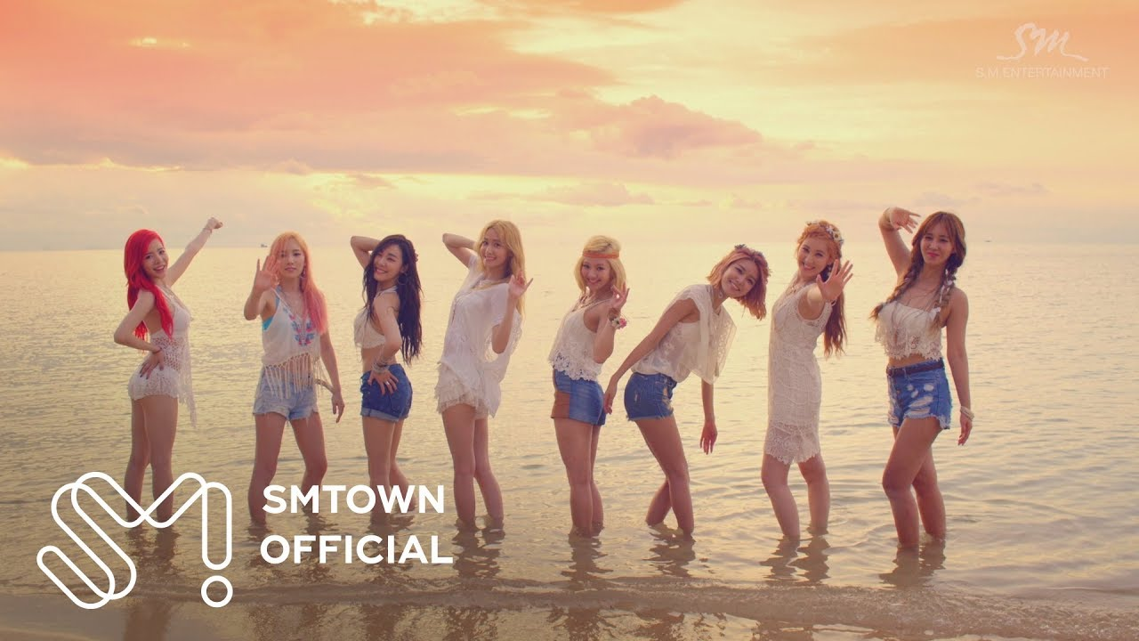 MV 'Party' SNSD Capai 100 Juta Views di Youtube | Kpop Chart