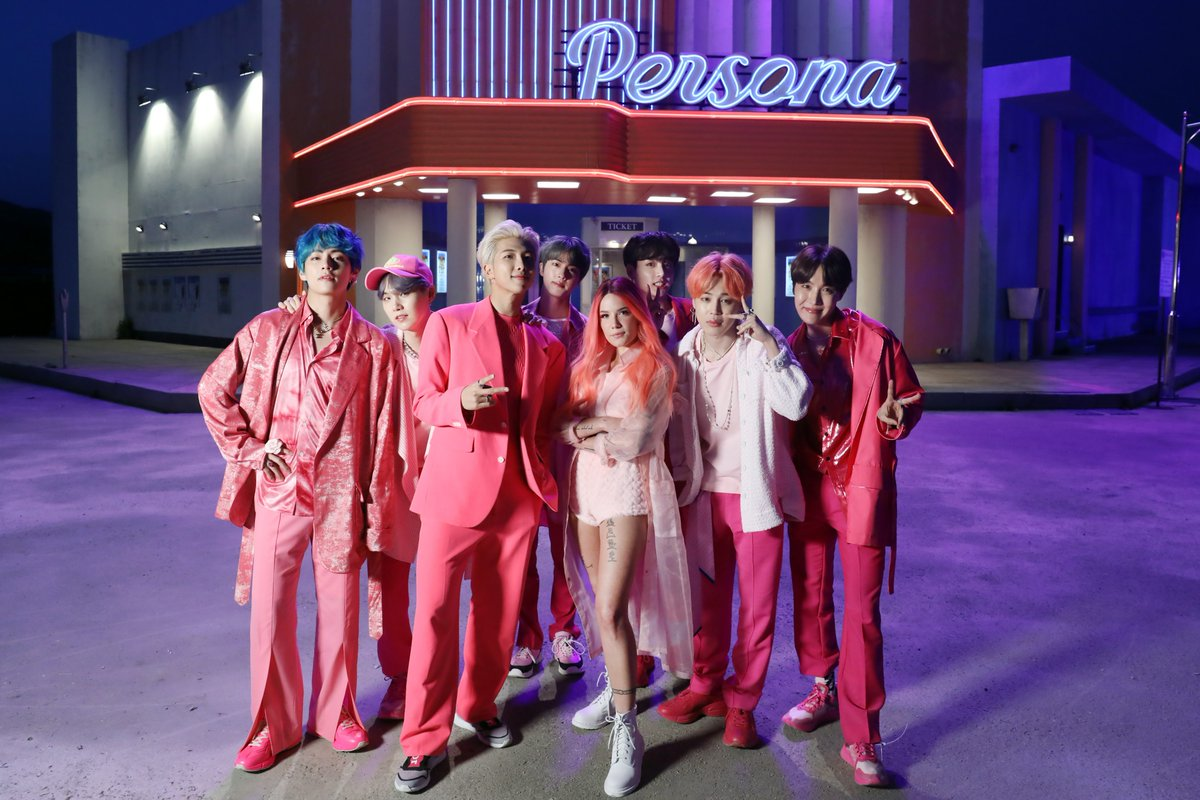 'Boy With Luv' BTS Jadi MV Boy Group K-Pop yang Paling Cepat Meraih 200 Juta Views