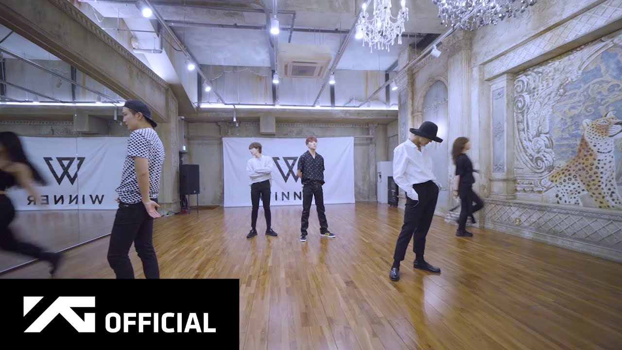 WINNER Rilis Video Performance Untuk Lagu 'MOLA'