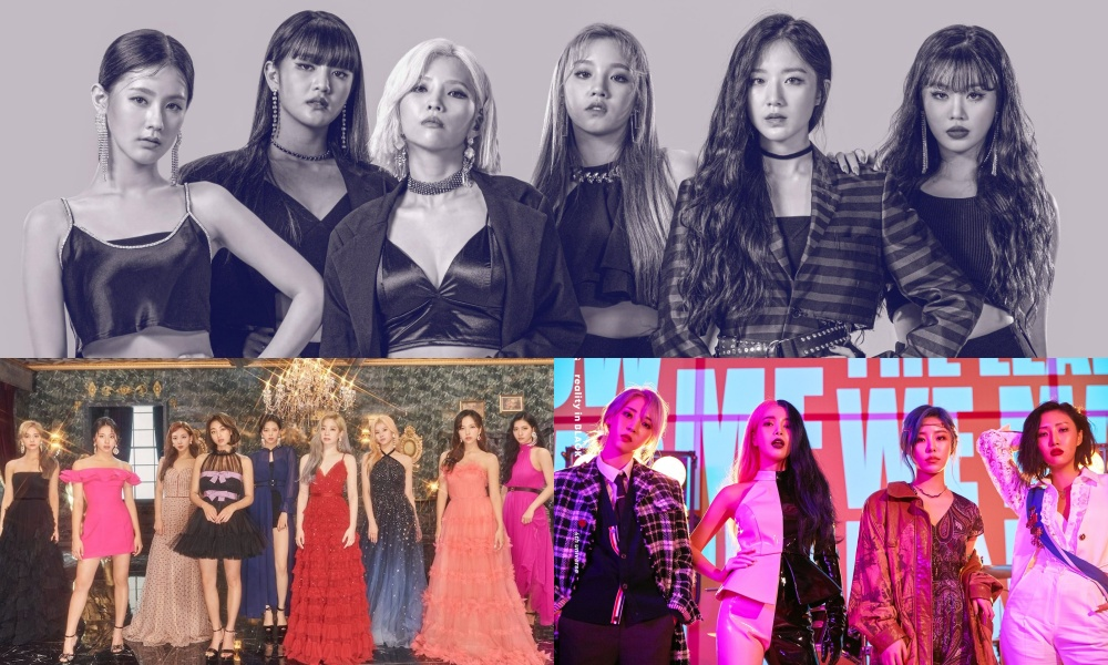 Deretan Girl Group K-Pop Terpopuler Bulan November 2019