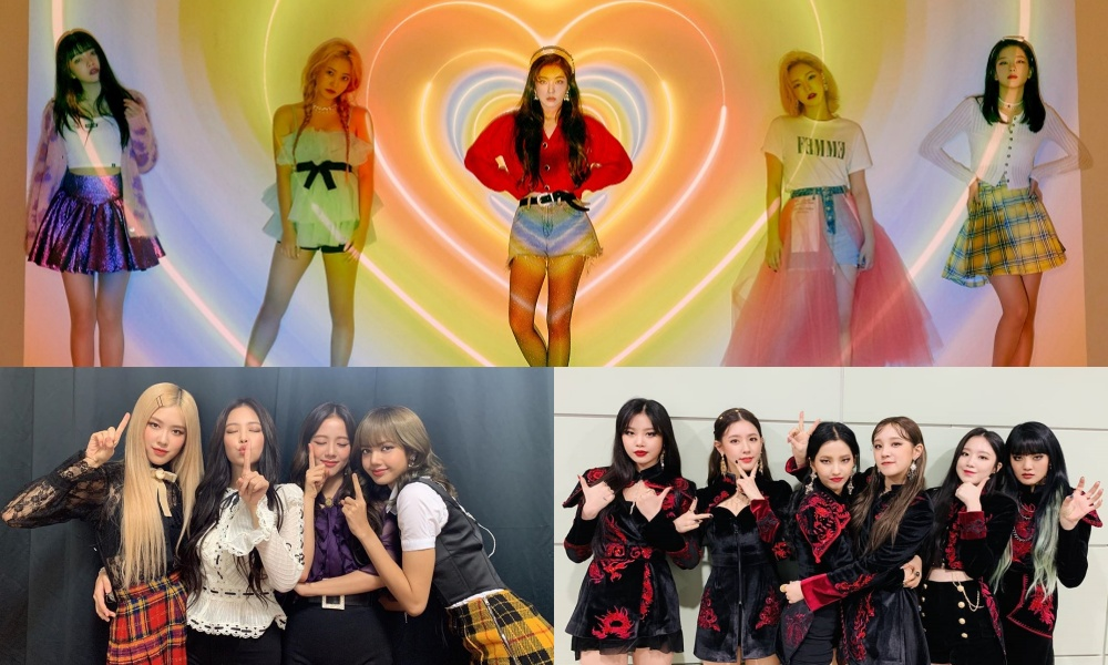 Girl Group K-Pop Pemilik Reputasi Brand Tertinggi Bulan Januari 2020