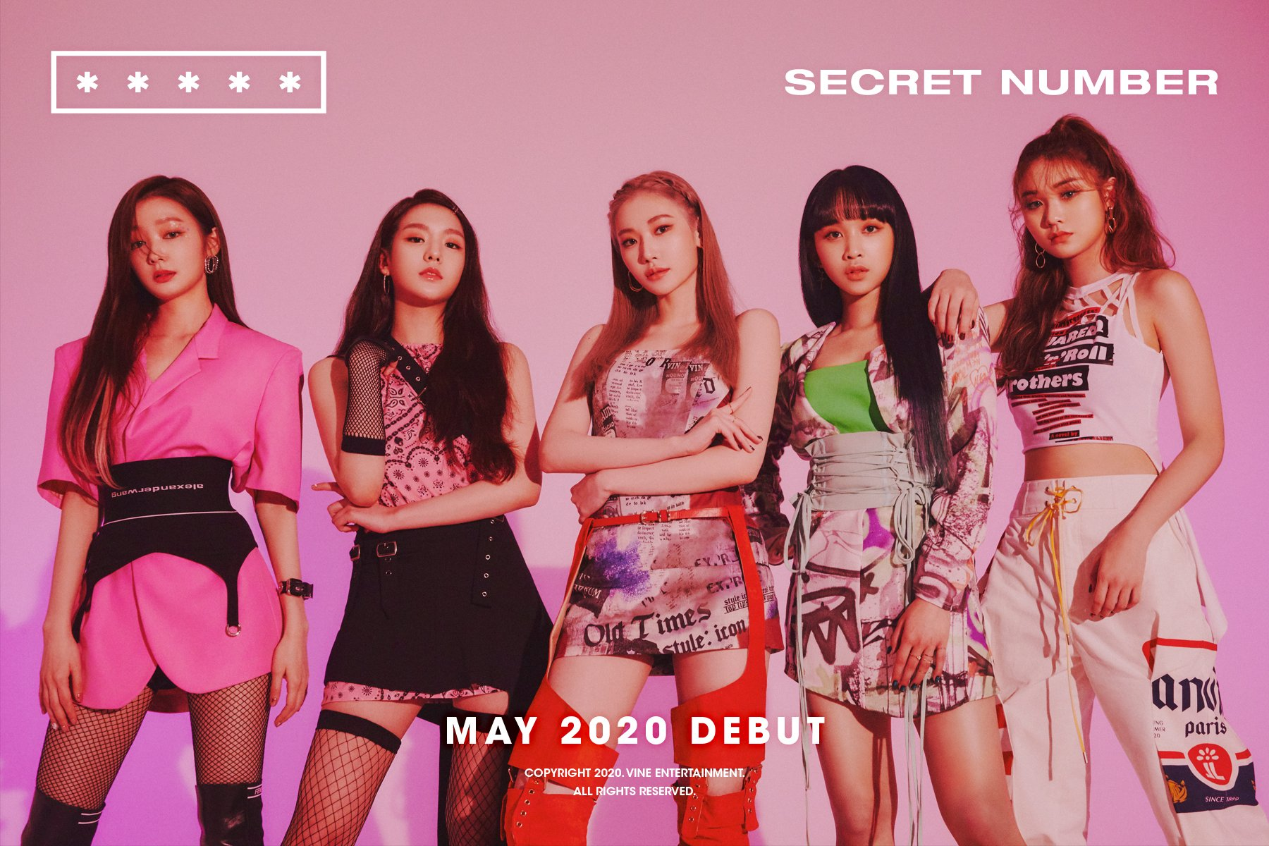 MV 'Who Dis?' SECRET NUMBER Capai 10 Juta Views di YouTube