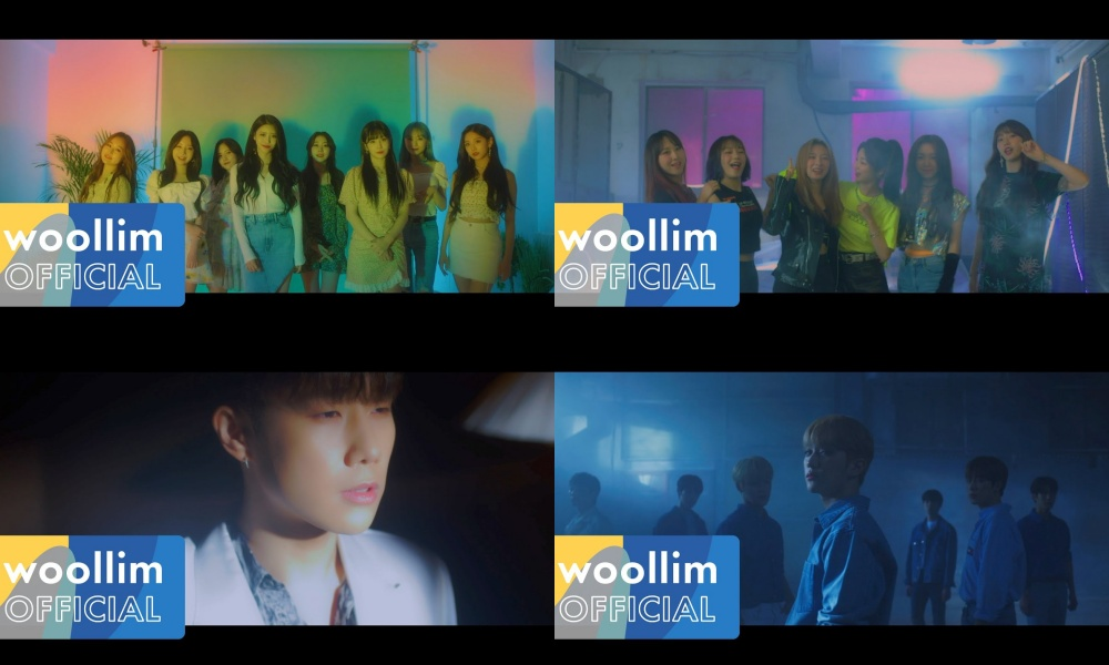 Woollim Entertainment Rilis Video Trailer Artisnya Untuk Lagu Kolaborasi 'Relay'
