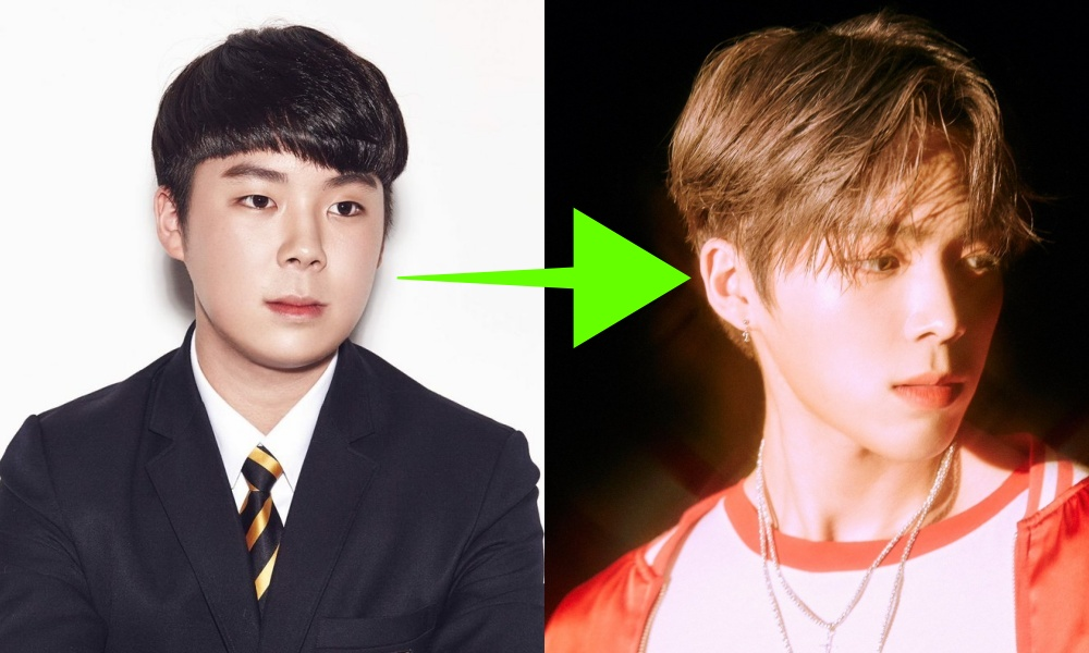 Yeonho Before After