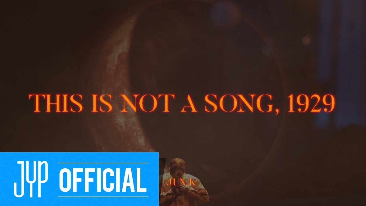 Jun.K Nyatakan Cintanya Lewat MV Comeback 'This Is Not A Song, 1929'