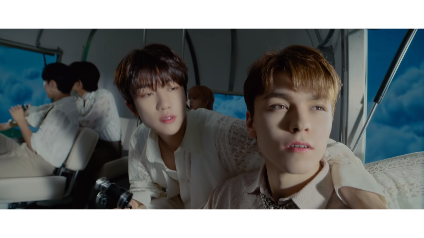 SEVENTEEN Ajak Fans Intip Syuting MV Comeback di Trailer : A Scene of the Journey 'P'