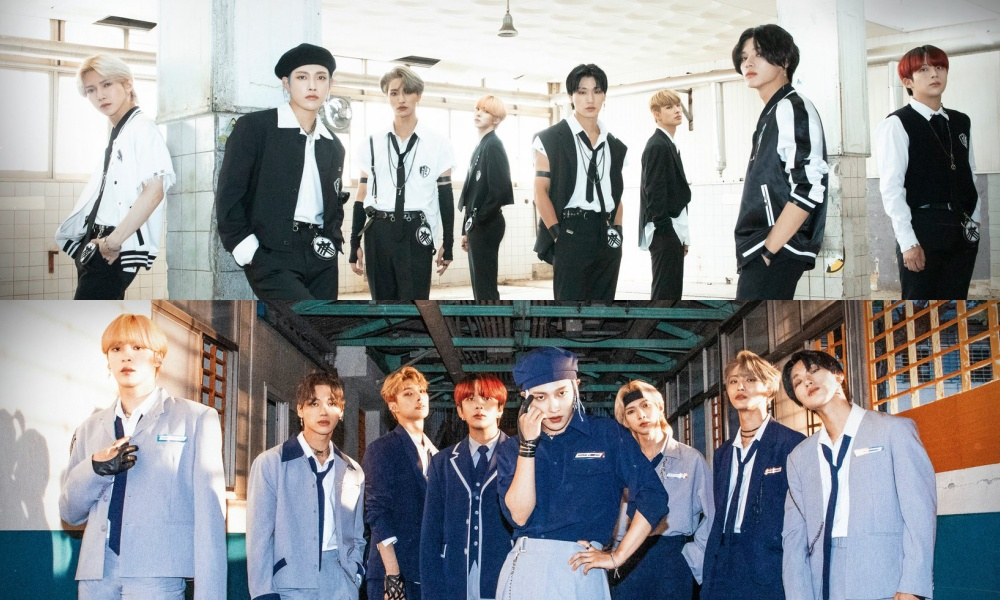 ATEEZ Beri Bocoran Video Performance 'THANXX' dan 'Inception'