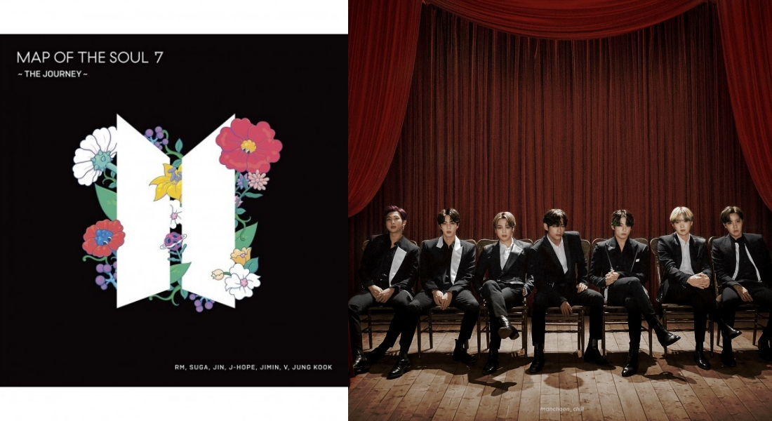 Lagu 'Your Eyes Tell' BTS Kuasai Chart Top Songs iTunes di 95 Negara