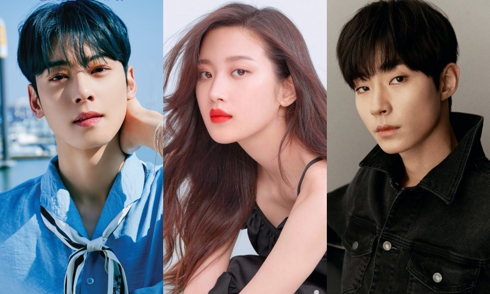 Cha Eun Woo, Moon Ga Young, dan Hwang In Yeob Dikonfirmasi Bintangi Drama Adaptasi Webtoon 'True Beauty'