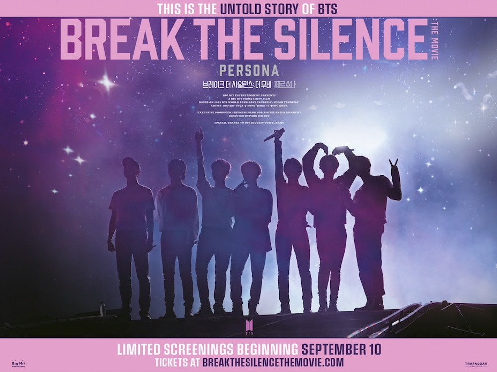 BTS Rilis Trailer Resmi Untuk Film Dokumenter 'Break The Silence: The Movie'
