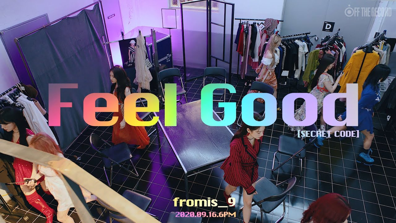 fromis_9 Tampil Bak Model Dalam Video Teaser Baru Jelang Comeback 'Feel Good (Secret Code)'