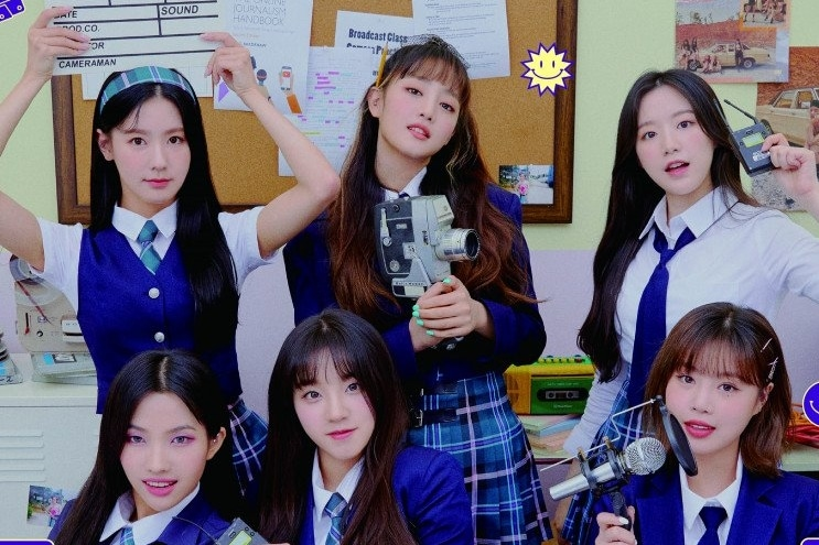 (G)I-DLE Bakal Gelar Fanmeeting Online 'GBC in the NEVERLAND'