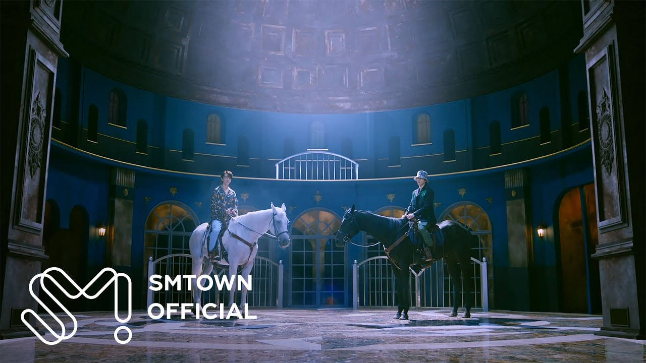 Duo Pangeran Berkuda, Super Junior D&E Rilis MV 'B.A.D'