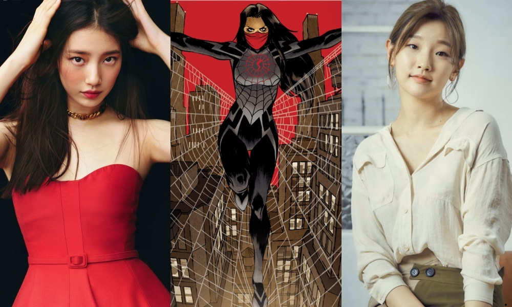Suzy dan Park So Dam Jadi Kandidat Pemeran Cindy Moon, Super Hero Marvel 'Silk'