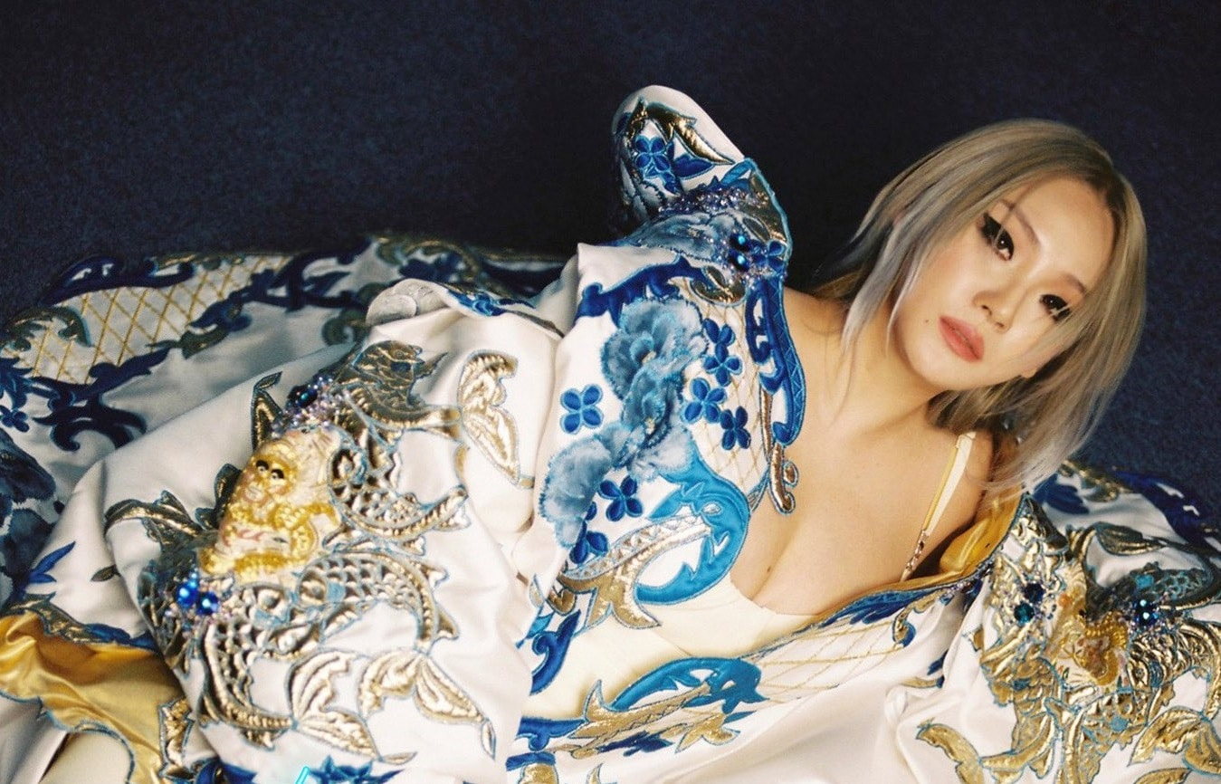 CL Bakal Tampilkan Lagu Comeback Pertama Kali di 'The Late Late Show With James Corden'